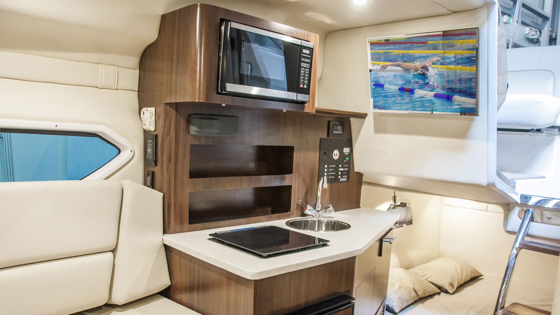 Yacht Outdoor TV